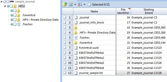 HFS Journal Deleted File Recovery 04